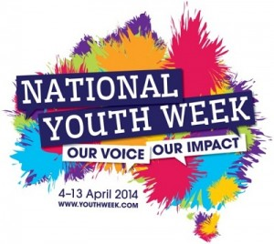 Youth Week Tasmania 2014
